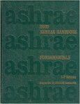 2009 ASHRAE Handbook - Fundamentals [I-P Edition]