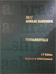 2017 ASHRAE Handbook: Fundamentals