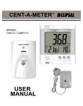 Current Monitoring System CENT-A-METER