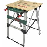 DIY Foldable Work Bench Green