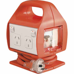 HPM Electresafe Power Centre 2400 Watt Orange