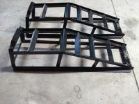 Car ramps pair (750Kg each)