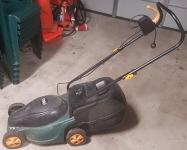 Ozito Electric Lawn Mower