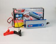 Batterieladegerät - KFZ u. Motorrad - 6V/12V