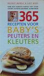[ʙ] 365 Recepten voor Baby's, Peuters en Kleuters