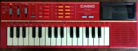 Casio Red Boy