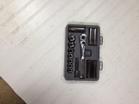 Craftsman 14-piece  metric socket wrench Set