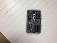 Craftsman 14-piece  metric socket wrench Set