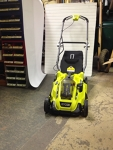RYOBI  40 V lithium 16'' cordless Lawn Mower