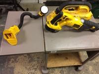18-volt cordless set