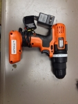 Cordless Drill (mini) with charge cord