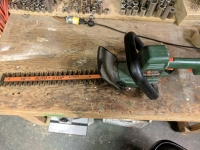 "18"" Electric Hedge Trimmer"