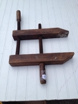 all wooden clamp 14