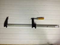 Clamp 18 inches