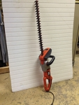 "24"" Electric Hedge Trimmer"