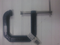 3 inch C- Clamp