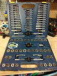 Tap and Die Set (metric & imperial)
