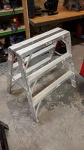 3' Drywall Bench Ladder