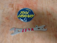 Bicycle Wrench 8mm & 10mm