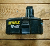 DeWalt 18V Battery