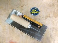 Notched Floor Trowel