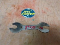 Cone Wrench 16 and 15mm