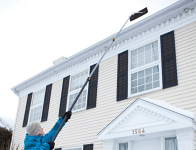 Roof Rake Snow Scraper