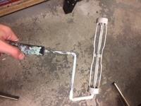 Paint Roller Frame