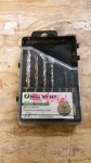 Cobalt Drill Bit Set (3 left)