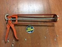 Large Skeleton Caulking Gun