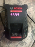 Bosch 18V Battery Charger