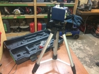 Rotating-Head Laser Level Kit