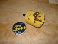 "Hole Saw Bit 2 1/8"" - 54mm"
