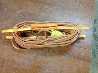 Extension cord 16 gauge