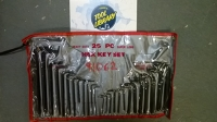 25pc Hex/Allen Key Set