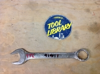 17mm Combination Wrench