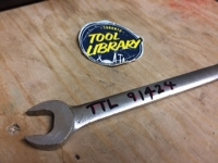 "11/16"" AF Combination Wrench"