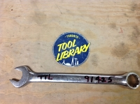 "11/16"" Combination Wrench"