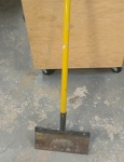 Long Handled Scraper 5 ft