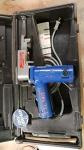 Electric Dynafile Abrasive Belt Machine