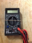 Digital Multimeter Voltage Tester