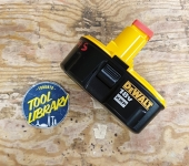 18V DeWalt Battery