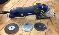 Multi-cutter Precision Saw
