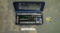40pc Socket Set