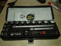 Socket Set 3/8""