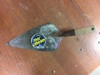 Pointer Trowel