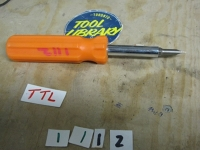 Variable Head Screwdriver