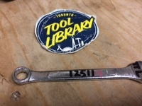 8mm Combination Wrench