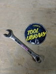 12mm Combination Wrench