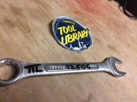"5/8"" Combination Wrench"